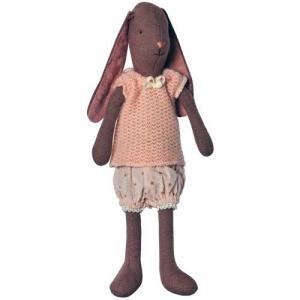 Maileg Mini Bunny Brown Girl