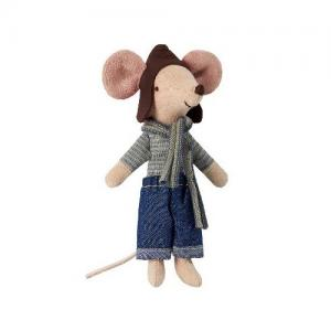 Maileg Mouse Racer Big Brother 13 cm