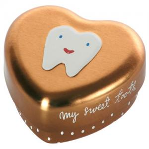 Maileg My Tooth Box Gold