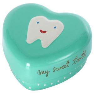 Maileg My Tooth Box Turquoise