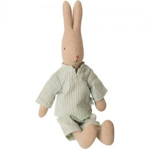 Maileg Rabbit Size 1 Striped Pyjamas