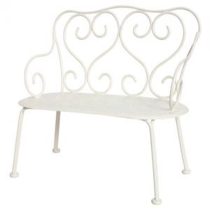 Maileg Romantic Bench Mini Off White