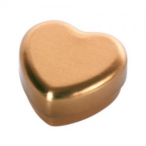 Maileg Small Heart Box Gold