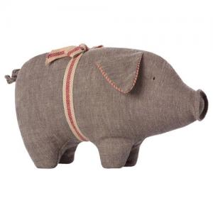 Maileg Small Pig Grey