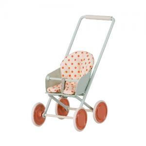 Maileg Stroller Micro Sky Blue