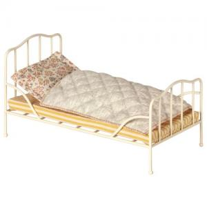 Maileg Vintage Bed Mini Off White