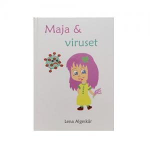 Maja & Viruset Bok