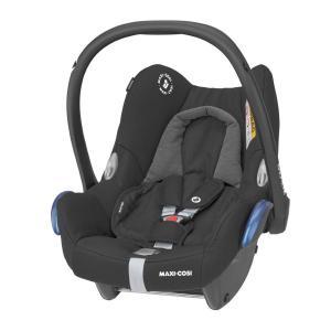 Maxi-Cosi CabrioFix Essential Black Babyskydd