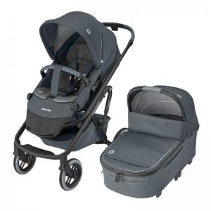 Maxi-Cosi Lila XP Essential Graphite Pushchair incl. Oria XXL Carrycot
