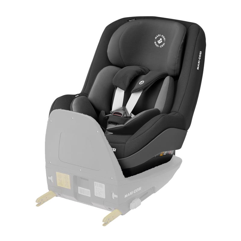 Maxi-Cosi Pearl Pro 2 i-Size Authentic Black Rearward Facing Toddler Car Seat