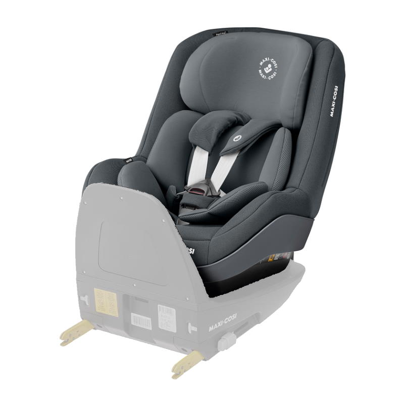 Maxi-Cosi Pearl Pro 2 i-Size Authentic Graphite Rearward Facing Toddler Car Seat