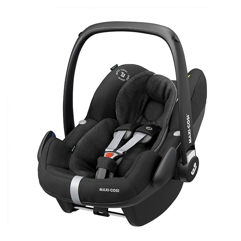 Maxi-Cosi Pebble Pro i-Size Essential Black Baby Car Seat