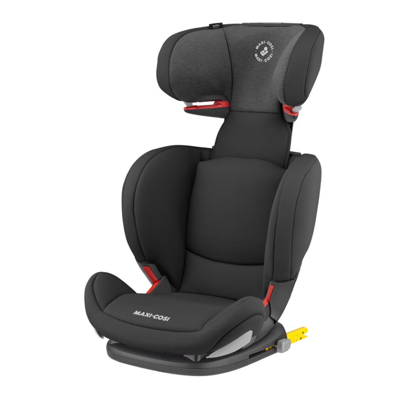 Maxi-Cosi RodiFix AirProtect Authentic Black Forward Facing Child Car Seat