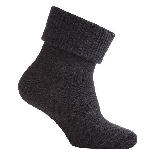 Melton Socks 1-pack 180 Dark Grey Melange