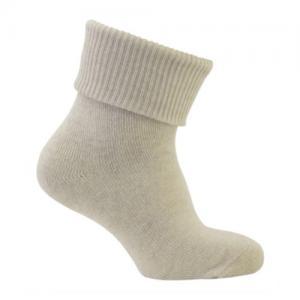 Melton Socks 1-pack 409 Natur Melange