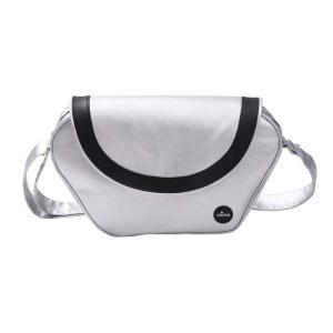 Mima Trendy Changing Bag Argento