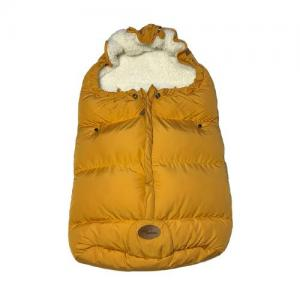 Mini Dreams Footmuff Mini Yellow for Car Seat