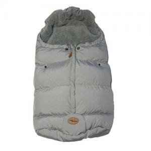 Mini Dreams Footmuff Mini Light Grey for Car Seat