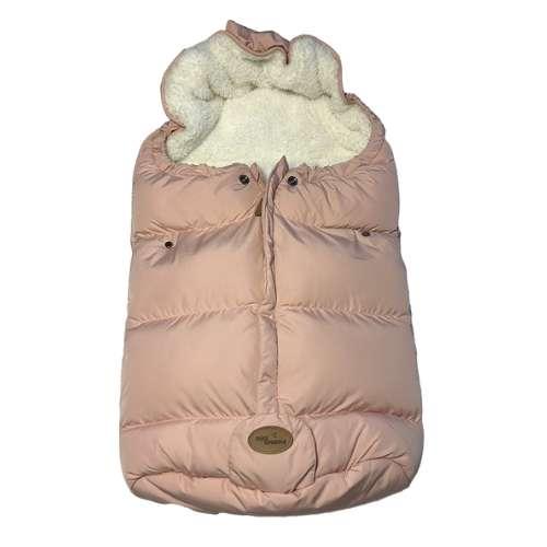 Mini Dreams Åkpåse Pile Mini Rosa till Babyskydd & Liggkorg