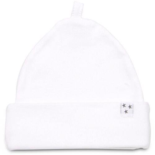Mini Dreams Baby Beanie Eco White Premature