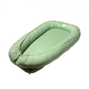 Mini Dreams Babynest med Green