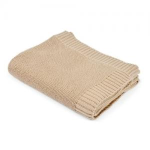 Mini Dreams Filt Knitted Blanket Sand