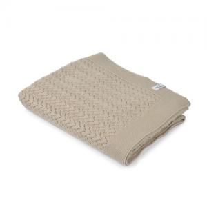 Mini Dreams Filt Lace Blanket Sand