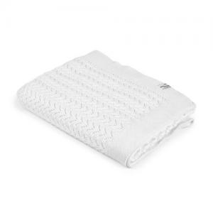 Mini Dreams Filt Lace Blanket Vit