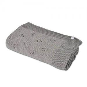 Mini Dreams Filt Lovely Blanket Grey