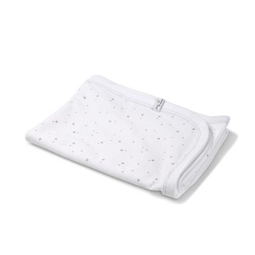 Mini Dreams Blanket Star Jersey White