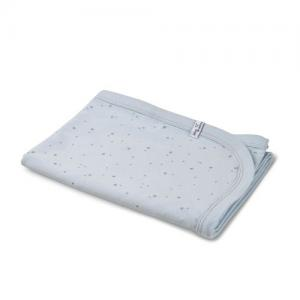 Mini Dreams Blanket Star Jersey Blue