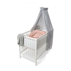 Mini Dreams Bed Sky Canopy - Grey