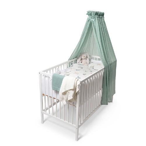 Mini Dreams Bed Sky Canopy - Vintage Green