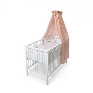 Mini Dreams Bed Sky Canopy - Vintage Pink