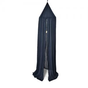 Mini Dreams Big Bed Canopy Navy Blue