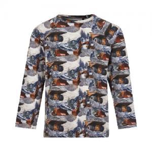 Minymo Sweater Long Sleeve Excavators