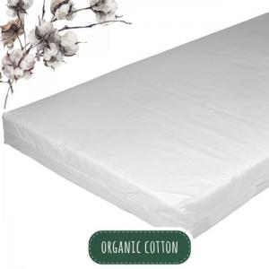 NG Baby Mattress Organic Cradle 40x89x5