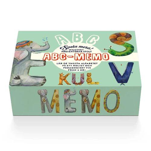 Nicotext ABC Memo 2+ år