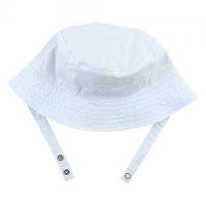 Nordic Label Sun Hat White Cotton