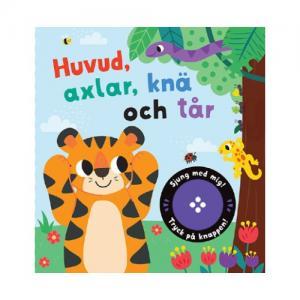 Per Olsson Huvud, Axlar, Knä Och Tår Bok (Med Ljud)