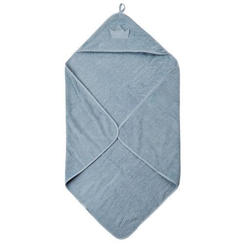 Pippi Badcape Ljusblå Handduk med huva 83X83 cm