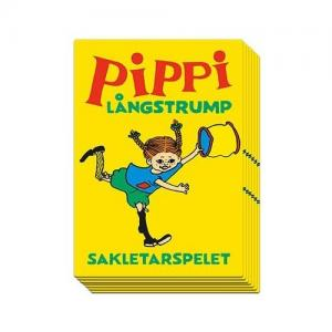 Pippi Longstocking Find Them All Card Game
