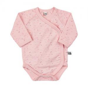 Pippi Premature Body Wrap Pink Lotus Pattern