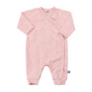 Pippi Premature BodySuit Wrap Pink Lotus Pattern