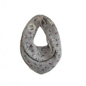 Pippi Scarf / Fabric Bib - 123 Grey Melange