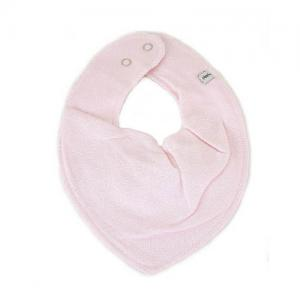 Pippi Scarf / Fabric Bib - 510 Rose