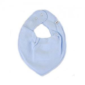 Pippi Scarf / Fabric Bib - 710 Light Dusty Blue