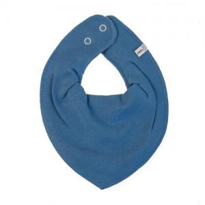 Pippi Scarf Enfärgad Haklapp i Tyg - 721 Vallarta Blue