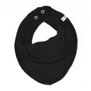 Pippi Scarf / Fabric Bib - 106 Black
