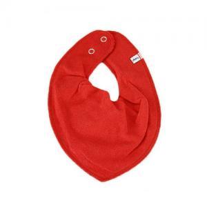 Pippi Scarf / Fabric Bib - 410 Red